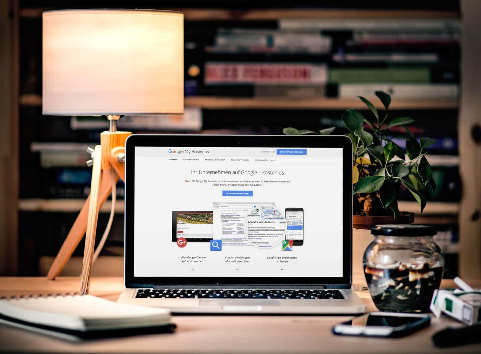 Google My Business verbindet Daten aus verschiedenen Google Produkten