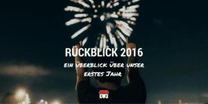 Rückblick 2016 für prandible