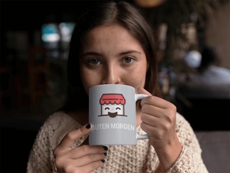 Kaffeetasse von prandible