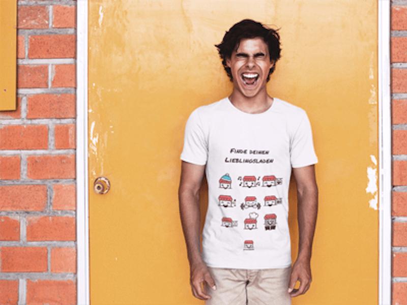 T-Shirt von prandible