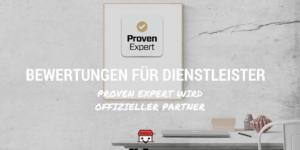Proven-Expert Bewertungen für Dienstleister Titelbild
