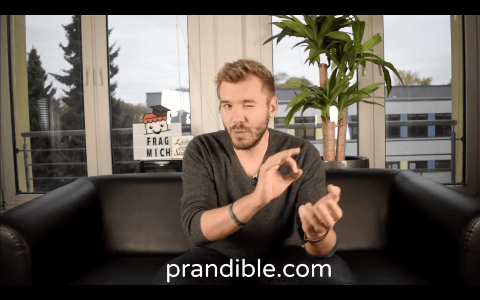 #prandibleShow </br> EP1: Pinterest automatisieren,  Video-Marketing und mehr…