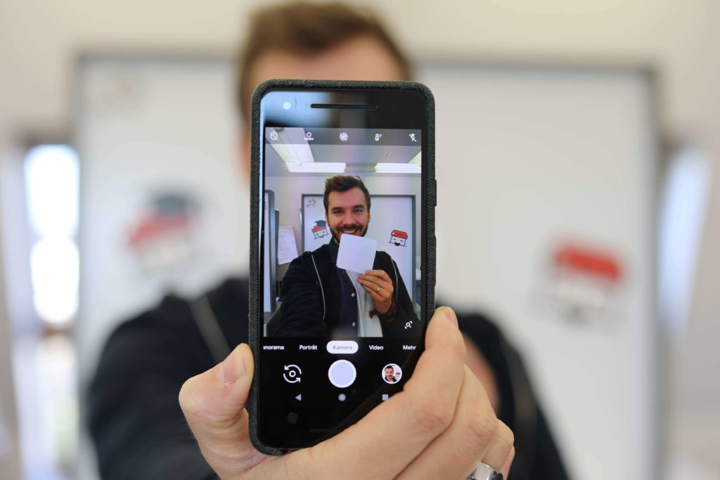 Videomarketing Starten mit dem Handy