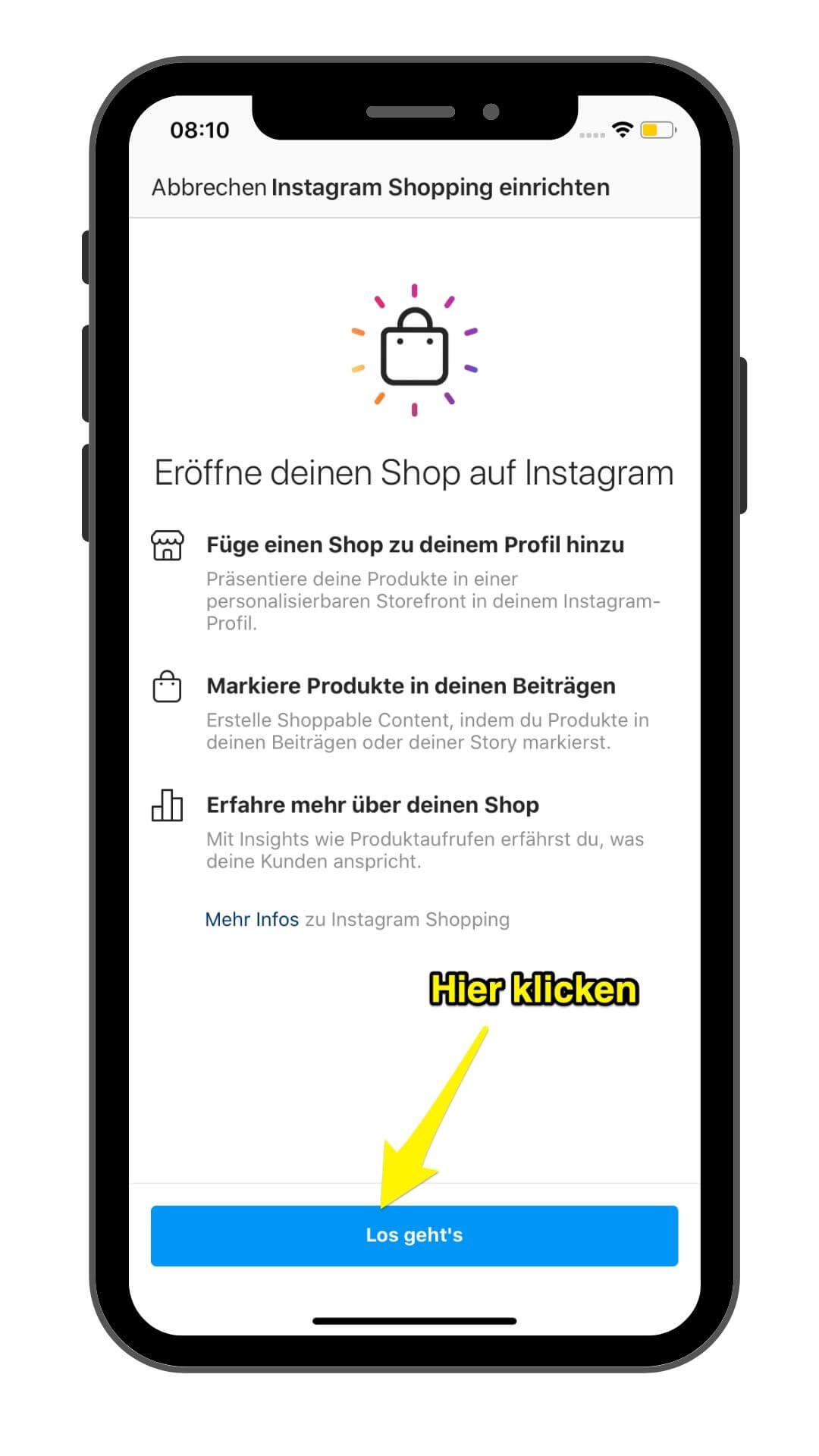 10 Schritte für Instagram Shopping: TOP-Anleitung aus 10