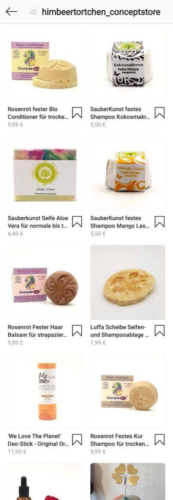 Himbeertörtchen_Shop