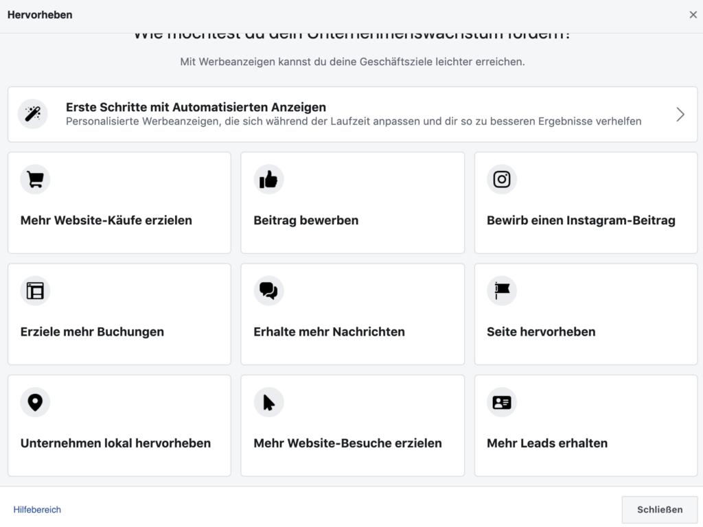Facebook-Business-Suite-Werbung