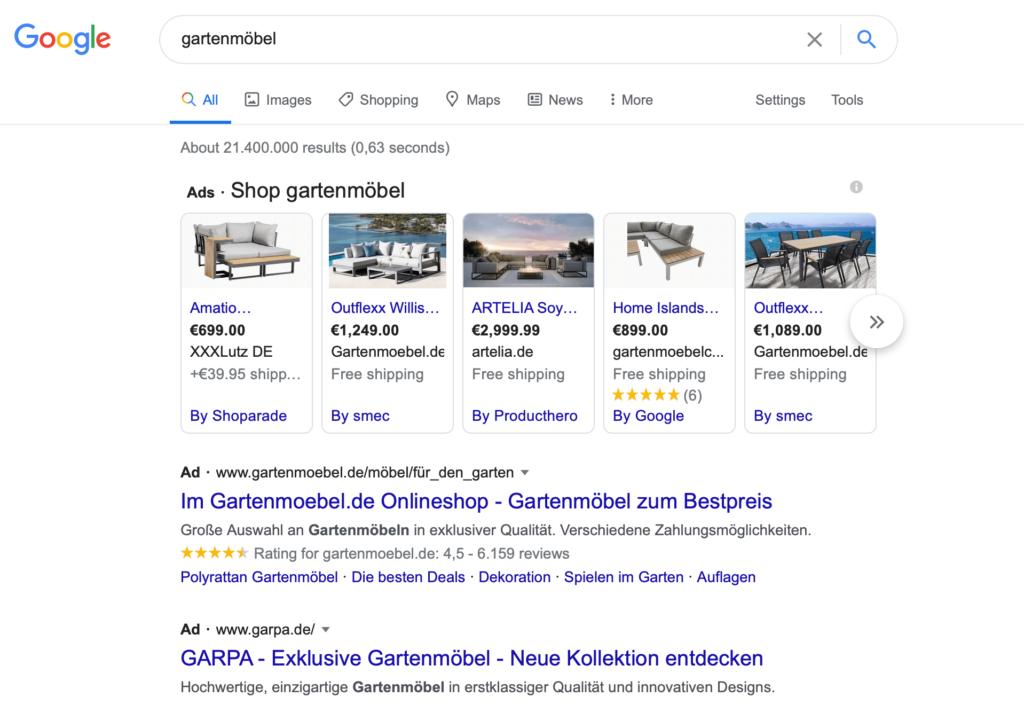 Google-Shopping-ueber-Textanzeigen