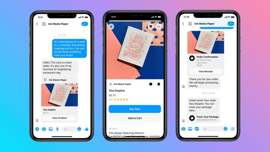 Social-Commerce-Facebook-Messenger