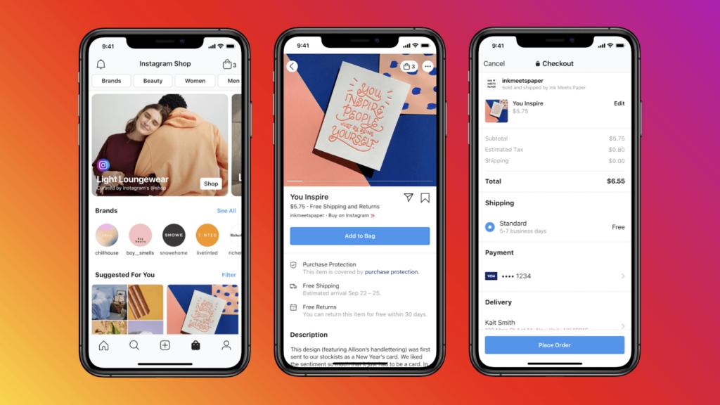 Social-Commerce-Instagram-Shopping