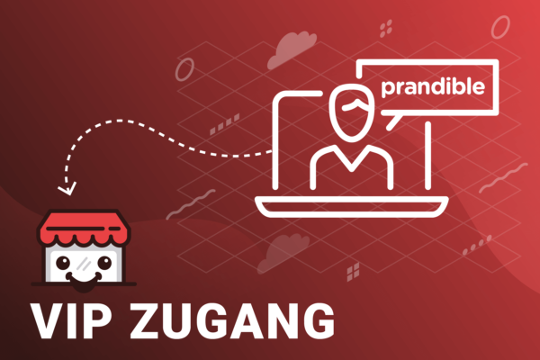 Prandible-VIP-Zugang